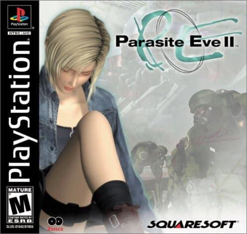 Parasite Eve II facts statistics