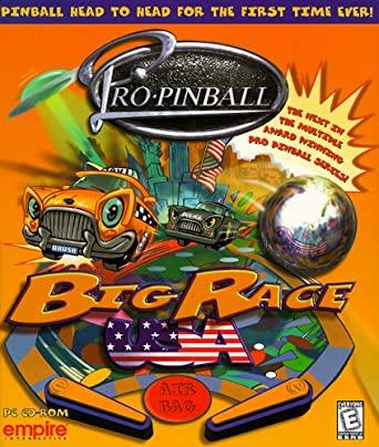 Pro Pinball Big Race USA facts statistics