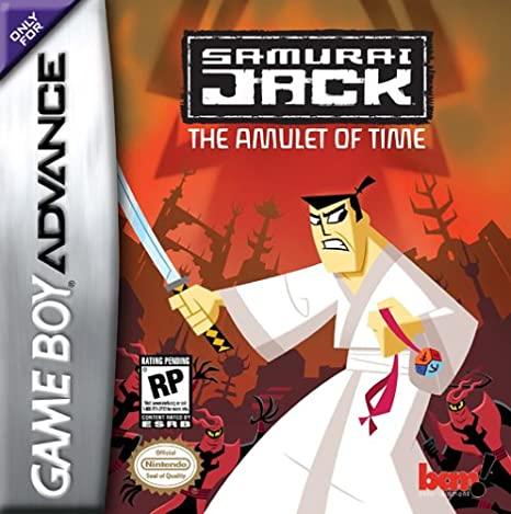 Samurai Jack The Amulet of Time facts statistics