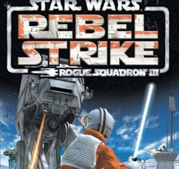 Star Wars Rogue Squadron III Rebel Strike facts statistics