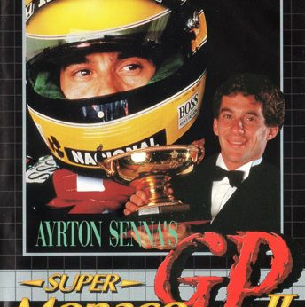 Ayrton Senna's Super Monaco GP II facts statistics