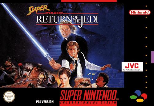 Super Star Wars Return of the Jedi facts statistics