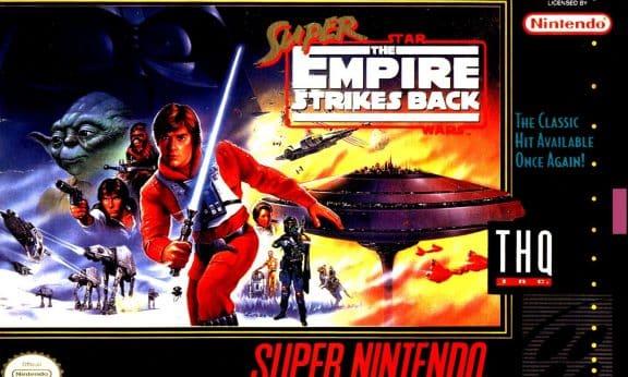 Super Star Wars The Empire Strikes Back facts statistics