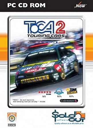 TOCA 2 Touring Cars facts statistics