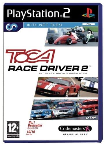 TOCA Race Driver 2 facts statistics