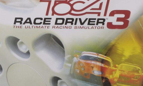 TOCA Race Driver 3 facts statistics