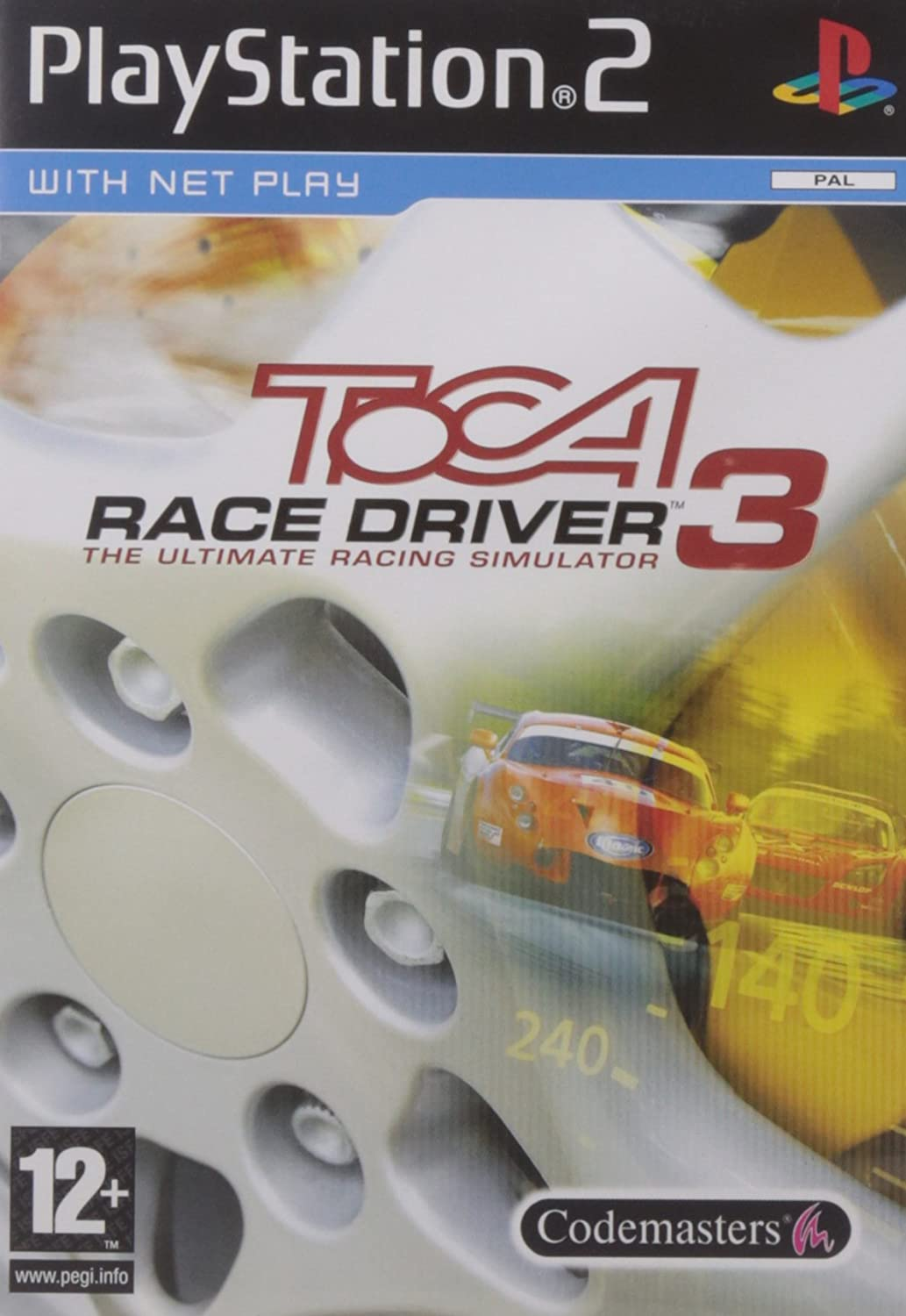 TOCA Race Driver 3 facts statistics