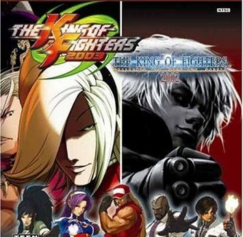 The King of Fighters 02 03 facts statistics