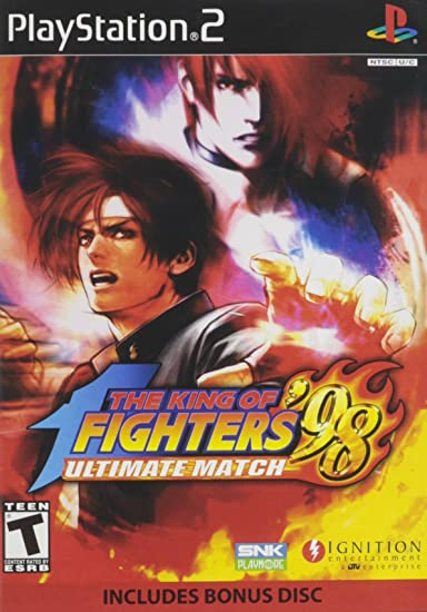 The King of Fighters '98 Ultimate Match facts statistics