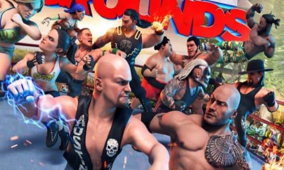 WWE 2K Battlegrounds facts stats