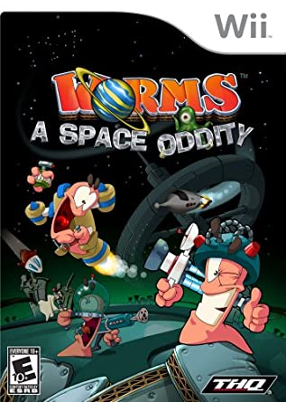 Worms A Space Oddity facts statistics