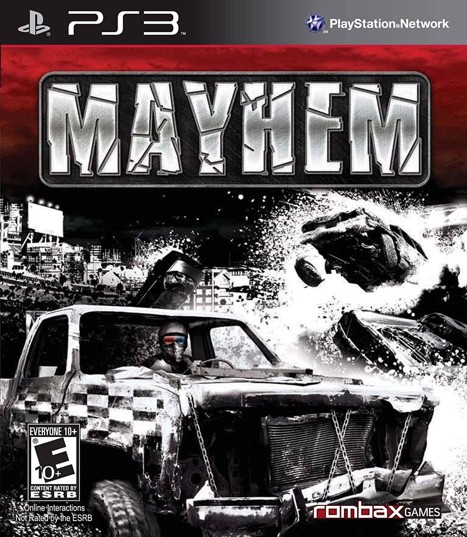 mayhem facts statistics