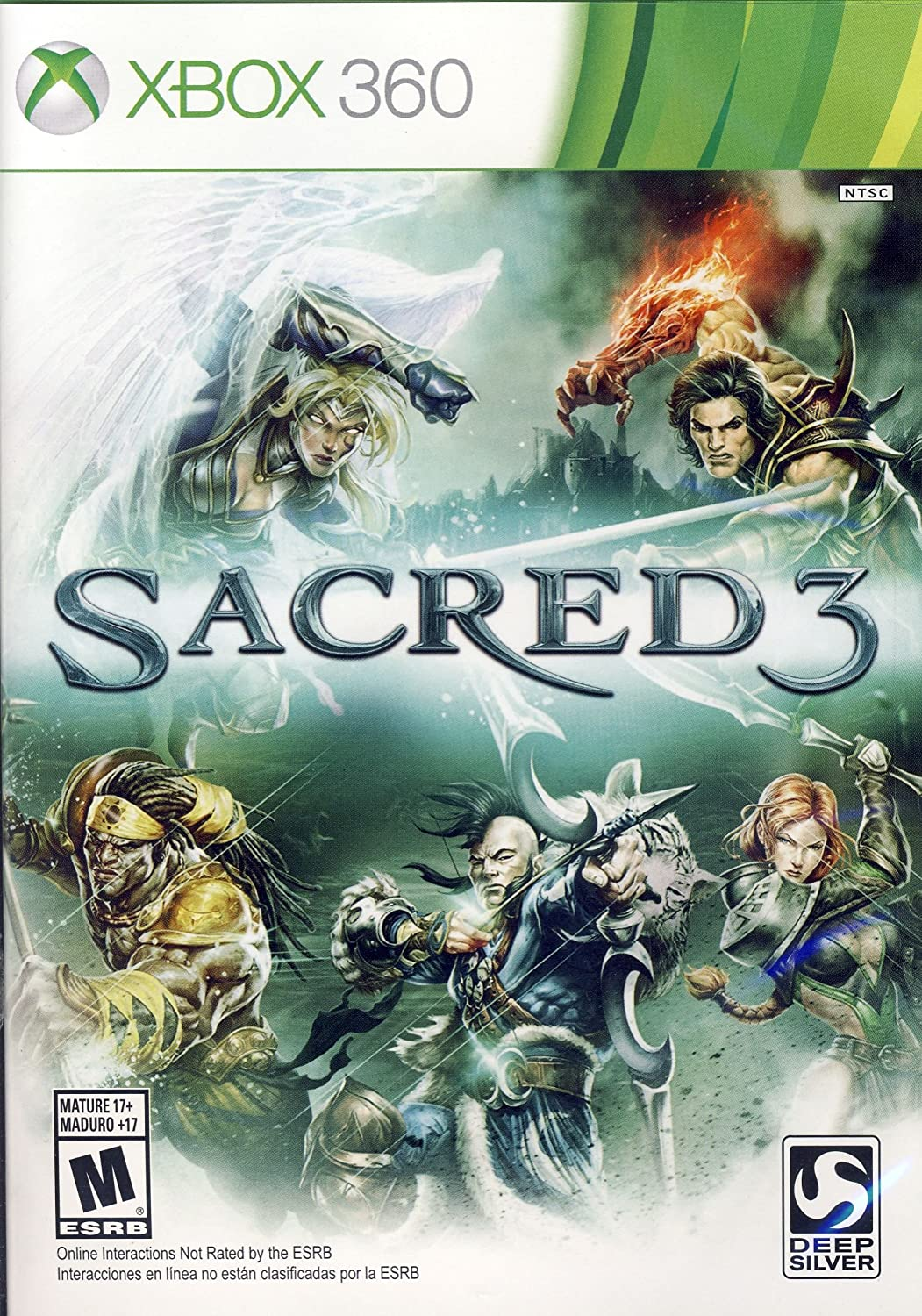 sacred 3 facts statistics