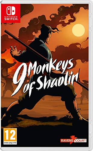 9 Monkeys of Shaolin statistics and facts