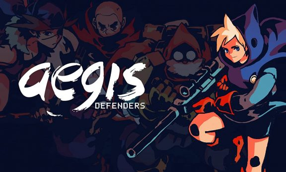 Aegis Defenders statistics and facts