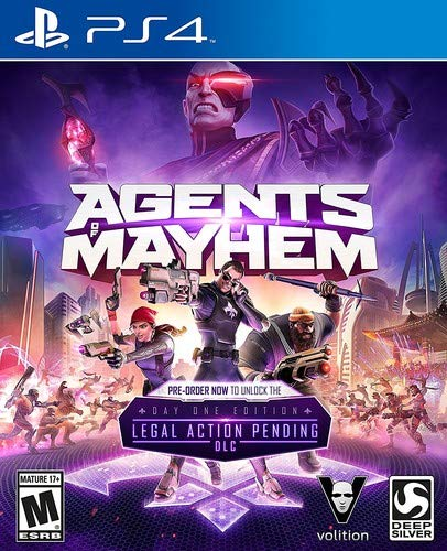 Agents of Mayhem statistics and facts