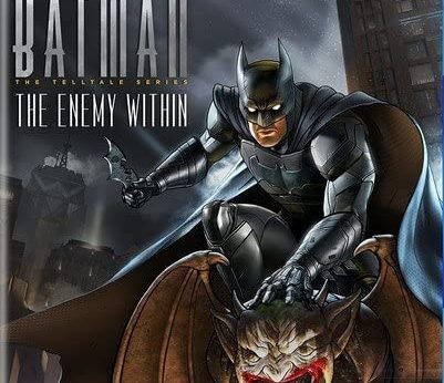 Batman The Enemy Within statistics and facts