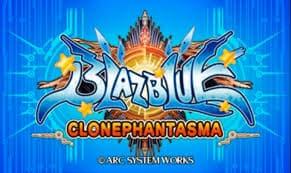 BlazBlue Clone Phantasma statistics facts