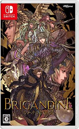 Brigandine The Legend of Runersia statistics and facts