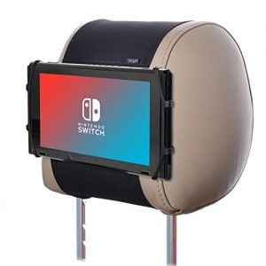 Car Headrest Mount for Switch nintendo switch accessories