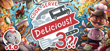 Cook, Serve, Delicious! 3 statistics and facts