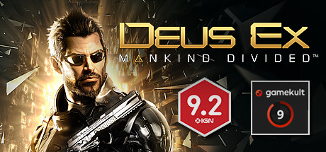 Deus Ex Mankind Divided statistics and facts