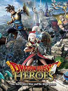 Dragon Quest Heroes The World Tree's Woe and the Blight Below statistics and facts