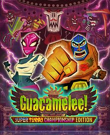 Guacamelee! statistics and facts