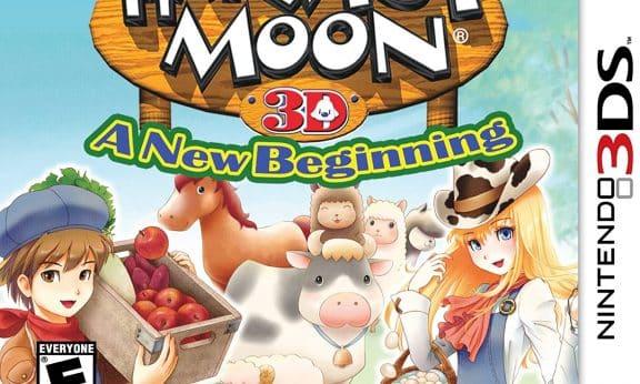 Harvest Moon A New Beginning statistics facts