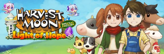 Harvest Moon Light of Hope statistics and facts