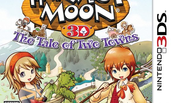 Harvest Moon The Tale of Two Towns statistics facts