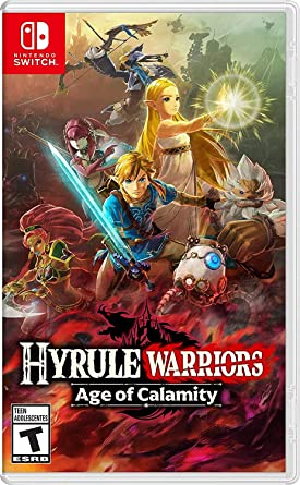 Hyrule Warriors Age of Calamity stats and facts