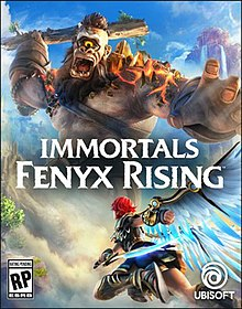 Immortals Fenyx Rising statistics and facts