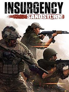 Insurgency Sandstorm statistics and facts