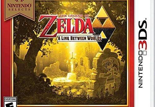 Legend of Zelda A Link Between Worlds statistics facts