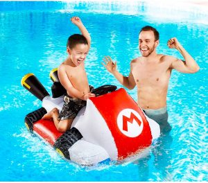 Mario Kart Pool Float