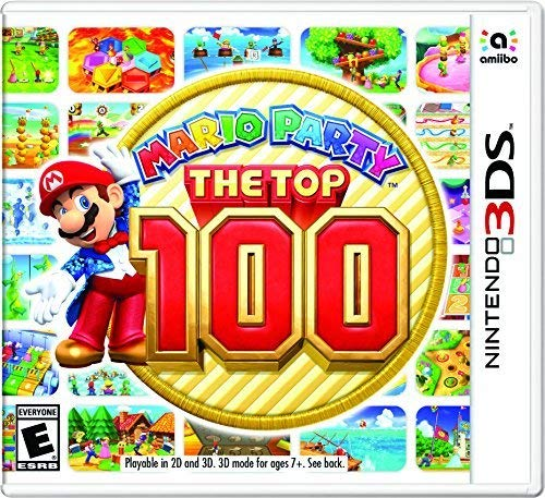 Mario Party The Top 100 statistics facts
