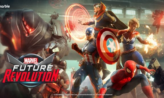 Marvel Future Revolution stats and facts