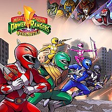 Mighty Morphin Power Rangers Mega Battle statistics and facts