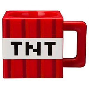 Minecraft TNT Block Mug