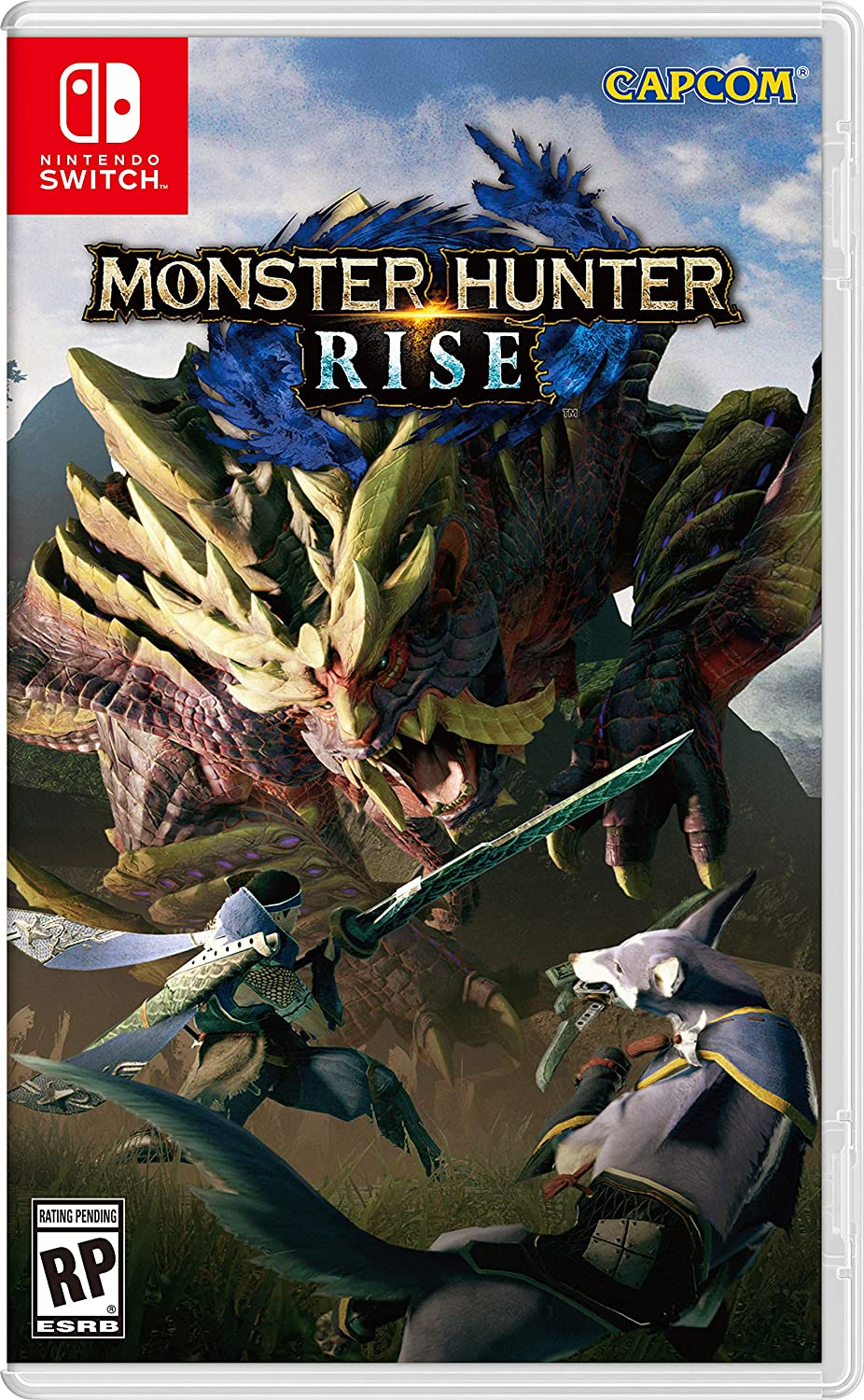 Monster Hunter Rise stats and facts