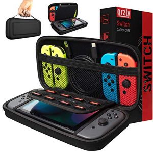 Orzly Nintendo Switch Protective Portable Travel Case