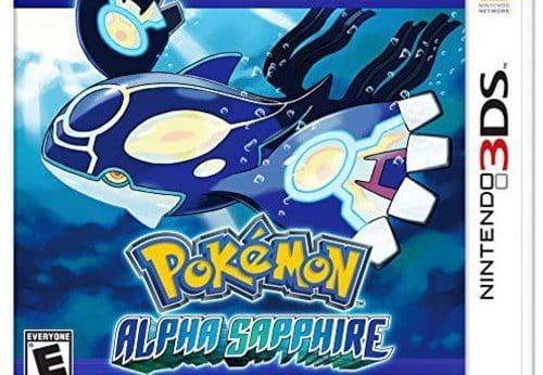 Pokémon Alpha Sapphire statistics facts