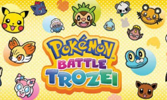 Pokémon Battle Trozei statistics facts
