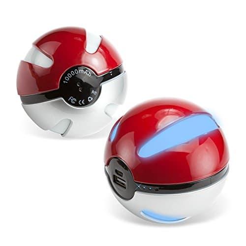 Pokemon products Poke Ball Portable Power Bank