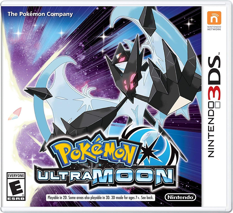Pokémon Ultra Moon player count stats