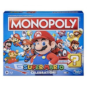 Super Mario Monopoly Board Game