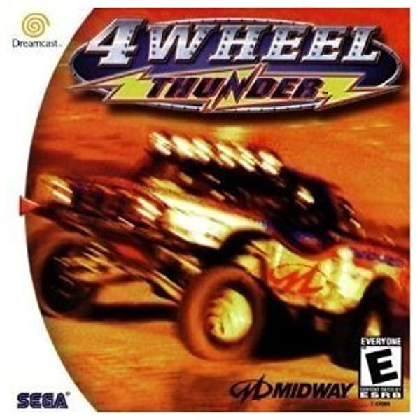 4 Wheel Thunder statistics facts