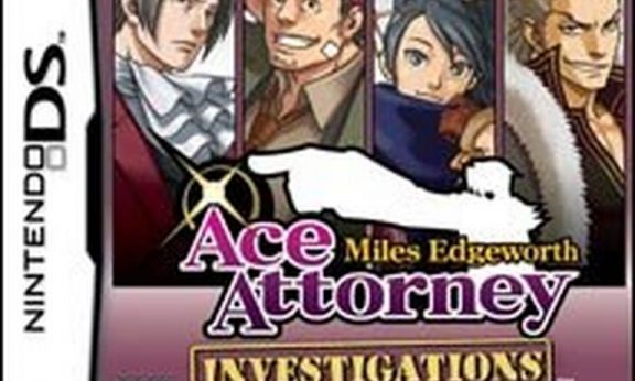 Ace Attorney Investigations Miles Edgeworth statistics facts