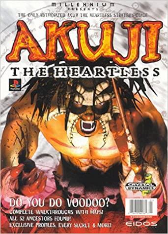 Akuji the Heartless statistics facts